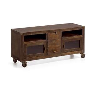 Televizní stolek Industrial, 120x55 cm