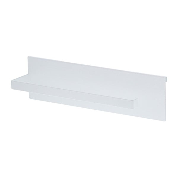Suport rolă hârtie pentru panoul de accesorii bucătărie YAMAZAKI Tower Grid, alb