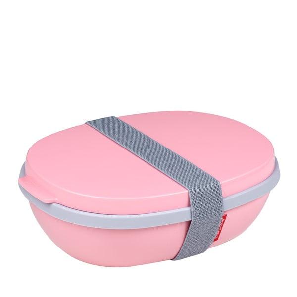 Ellipse rózsaszín ételtartó doboz - Rosti Mepal