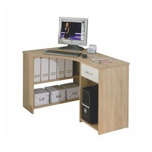 Rohový pracovní stůl Interlink Caprera