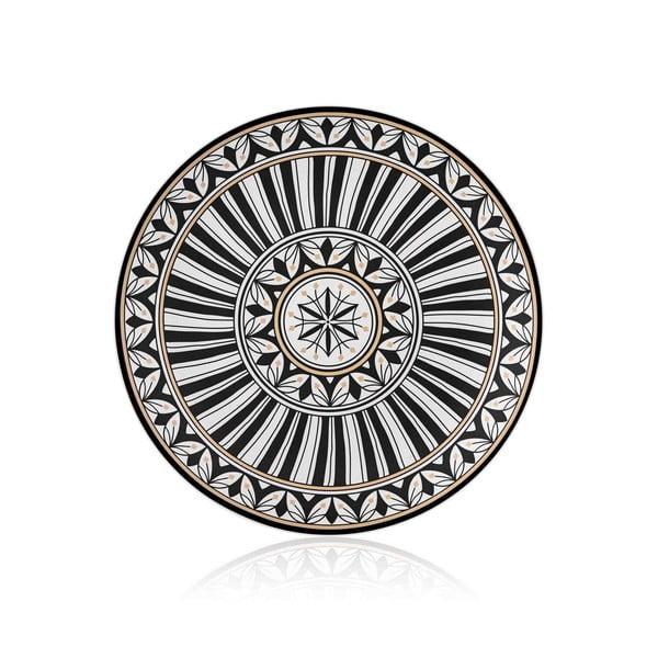 Porcelánový servírovací talíř Mia Maroc Tabak, ⌀ 32 cm