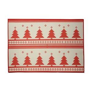 Vánoční prostírání Christmas Knitting