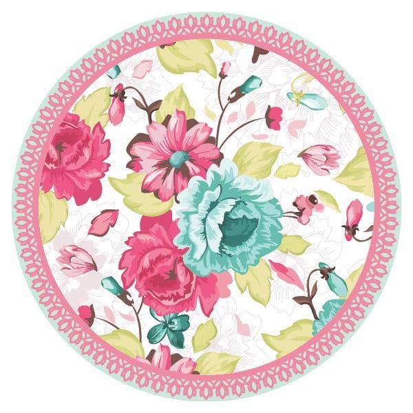 Sada 2 prostírání Nisha Flower Mix
