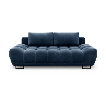 Canapea extensibilă cu 3 locuri Windsor & Co Sofas Cumulus, albastru de la Windsor & Co Sofas