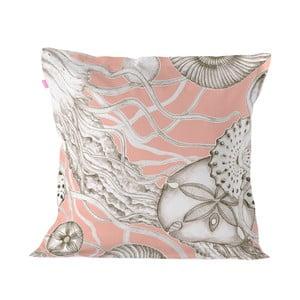 Povlak na polštář z čisté bavlny Happy Friday Coral Reef,60x60cm