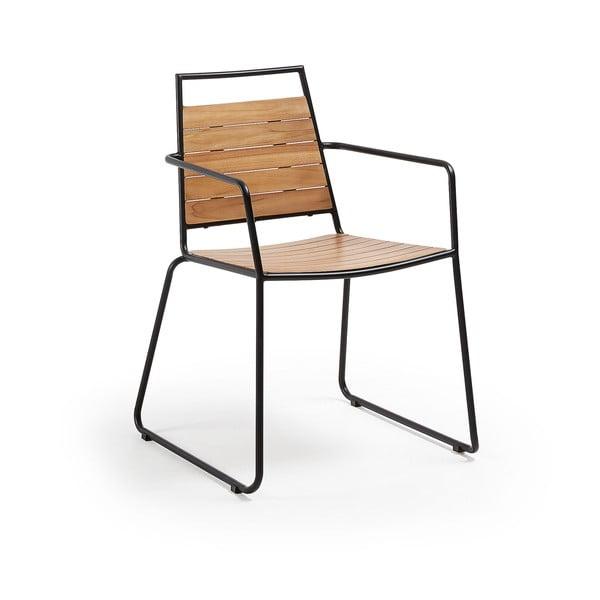 Drewniany fotel La Forma Komfort