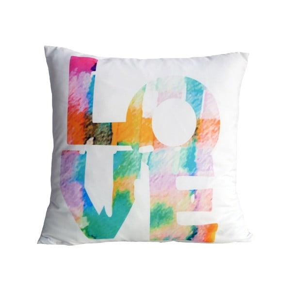 Polštář Maiko Colorful Love,40x40cm