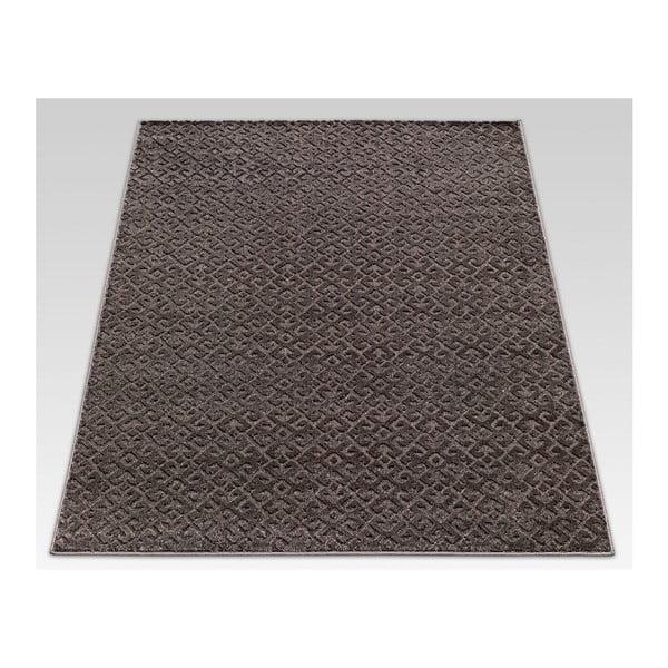 Koberec Webtappeti Reflex Grey, 80x150 cm