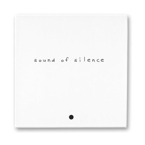 Obraz na plátně Sound Of Silence
