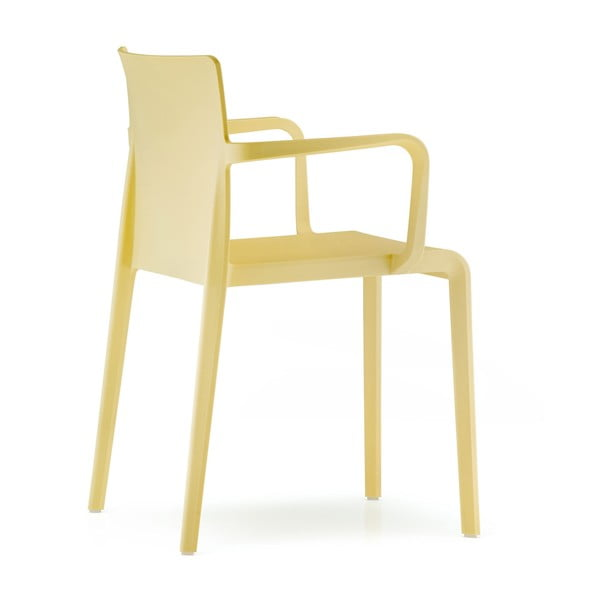 Židle Volt 675, žlutá