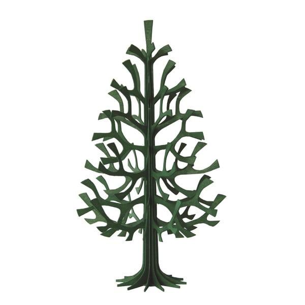 Skládací dekorace Lovi Spruce Dark Green, 30 cm