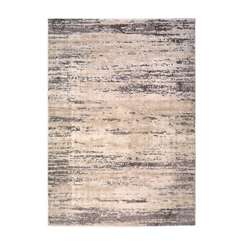 Covor Universal Seti Abstract, 60 x 120 cm, gri - bej