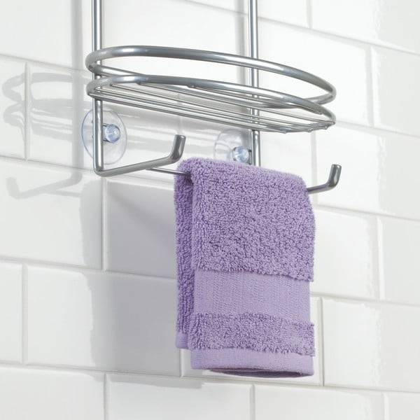 Závěsný nerezový držák do sprchy InterDesign