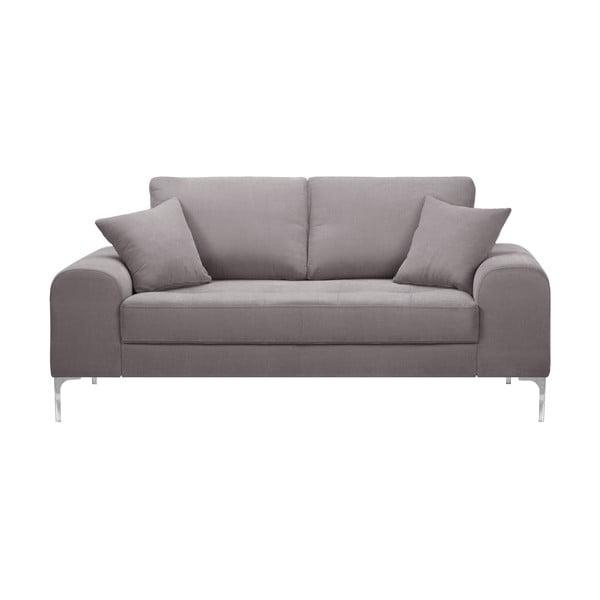 Czekoladowa sofa 2-osobowa Corinne Cobson Home Dillinger