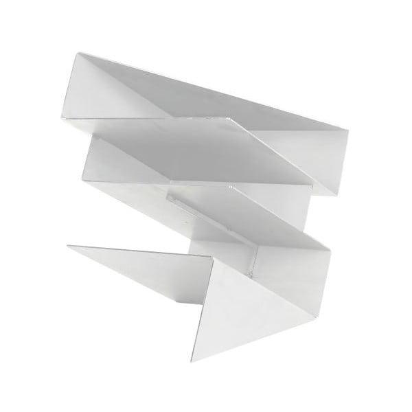 Stojan na časopisy Origami White