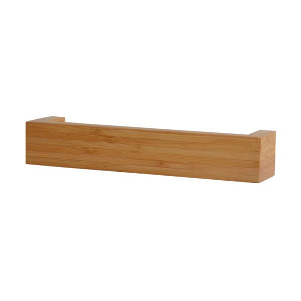Držák na ručníky 28 cm, bambus