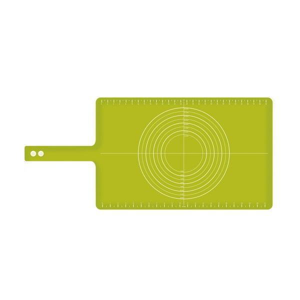 Zelená silikonová podložka Joseph Joseph Roll up