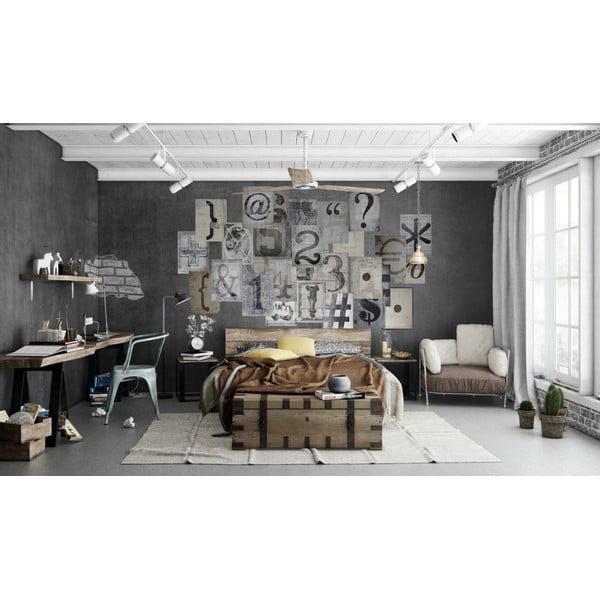 Colaj creativ Typo Grey