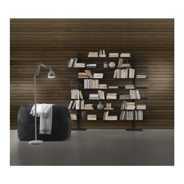 Knihovna Zefiro II Black