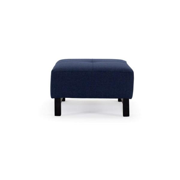 Bifrost Mixed Dance Blue sötétkék puff, 65 x 64 cm - Innovation