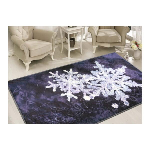 Big Snowflakes szőnyeg, 50 x 80 cm - Vitaus