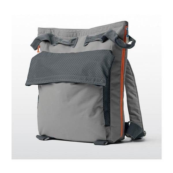 Šedá plážová taška/batoh Terra Nation Tane Kopu,40 l