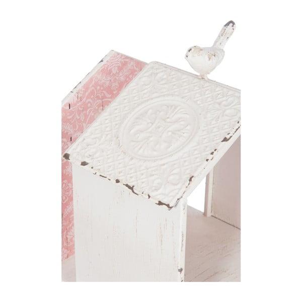Ptačí krmítko White Pink
