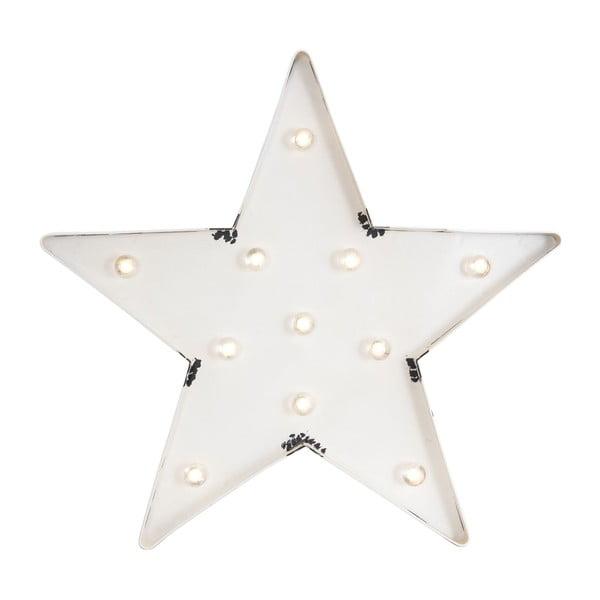 Svítící LED hvězda Star, 42 cm