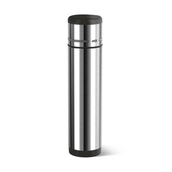 Termolahev Mobility s bezpečnostním uzávěrem Black/Antracit, 700 ml