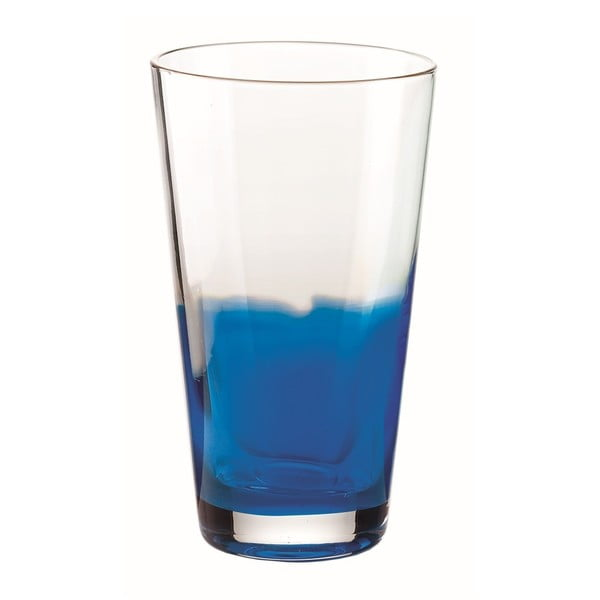 Modrá sklenice Fratelli Guzzini Mirage