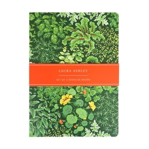 Set 2 caiete Laura Ashley Living Wall by Portico Designs, 100 file, A5
