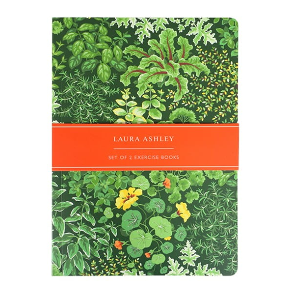 Set 2 caiete Laura Ashley Living Wall by Portico Designs, 100 file