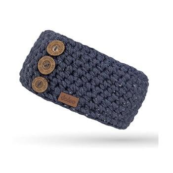 Bentiță tricotată manual DOKE Sirius, albastru închis de la DOKE