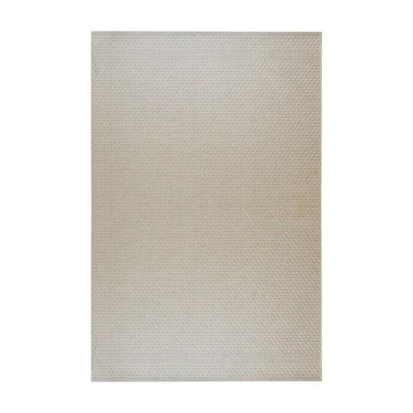 Béžový venkovní koberec Floorita Pallino, 194 x 290 cm