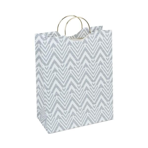 Šedá dárková taška Tri-Coastal Design Stockholm Bag