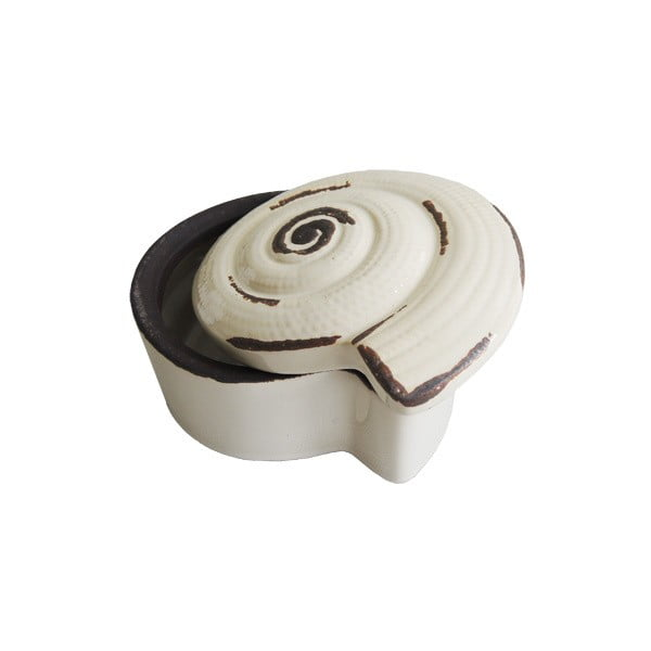 Keramická šperkovnice Shell II