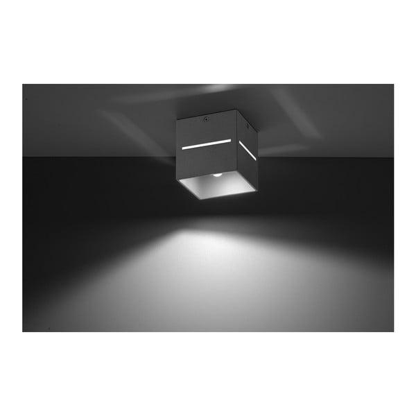 Šedé stropní světlo Nice Lamps Lorum