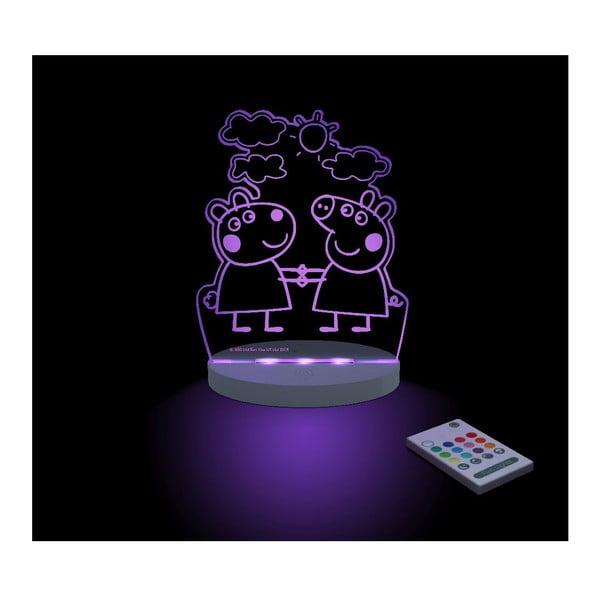 Dětské LED noční světýlko Peppa Pig Suzy