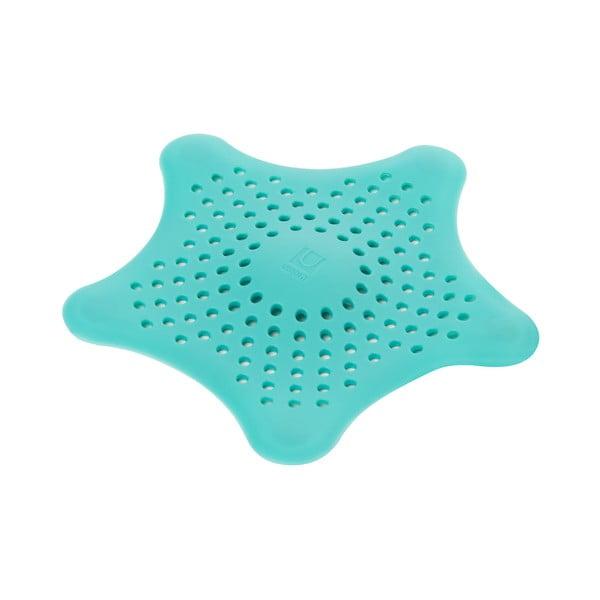 Niebieski silikonowy korek do wanny Umbra Starfish
