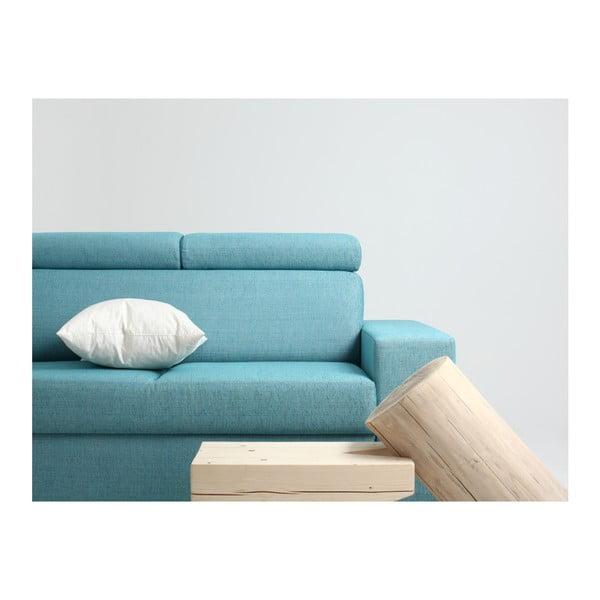 Canapea cu 2 locuri Custom Form Atlantica, turcoaz