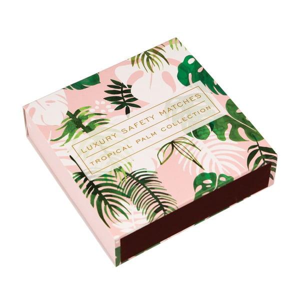 Krabička dlouhých zápalek Rex London Tropical Palm