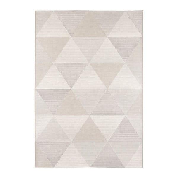 Krémovobéžový koberec vhodný i na ven Elle Decor Secret Sevres, 160 x 230 cm