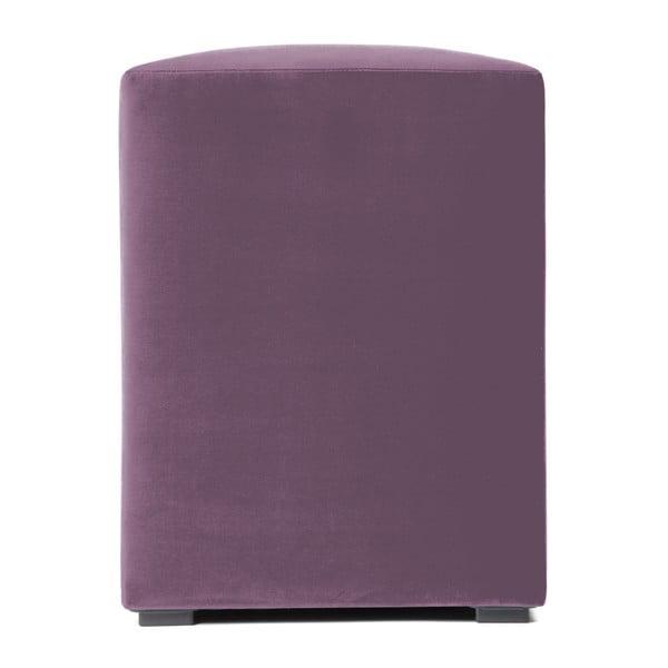 Tmavě fialový puf Vivonita Gisele