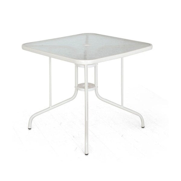 Jídelní stůl Mirto, bílý