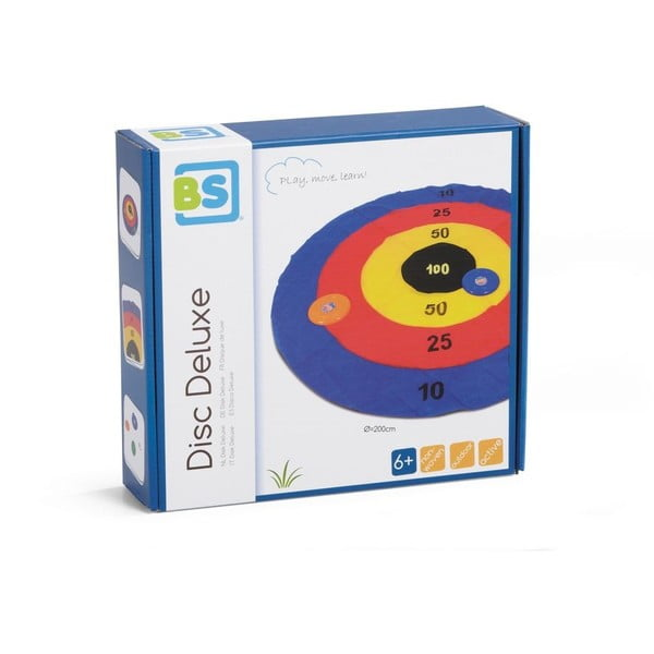 Hra házení s diskem Deluxe Rainbow