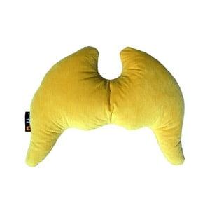 Polštář Wings Grace Tweet Yellow