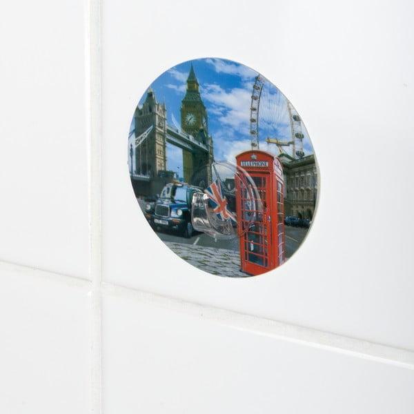 Samodržící háček Wenko Static-Loc London