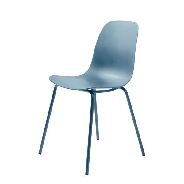 Modrá jídelní židle Unique Furniture Whitby