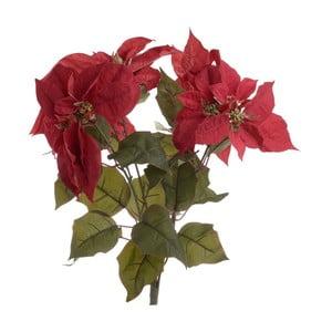 Umělá květina InArt Christmas Flower