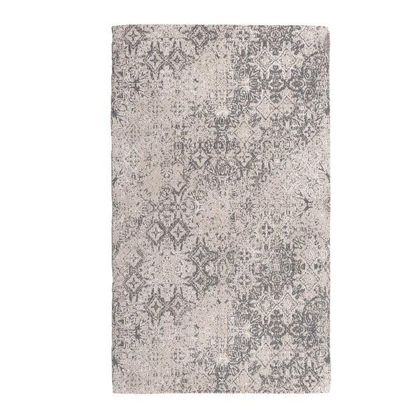 Koberec Chenille, 160x210 cm, šedý